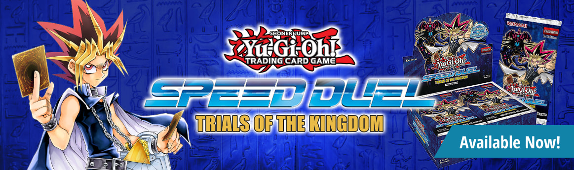Speed Duel Trials of the Kingdom is available now