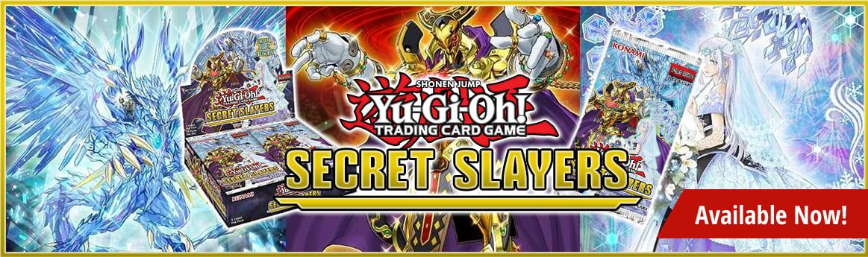 Secret Slayers available now!