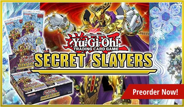 Preorder Secret Slayers Today!
