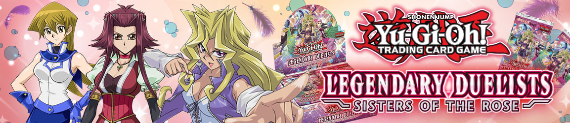 Yu-Gi-Oh! - Legendary Duelists: Sisters of the Rose
