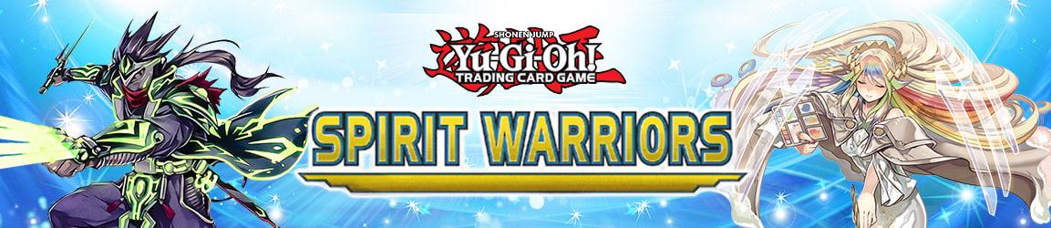 Yu-Gi-Oh! - Spirit Warriors