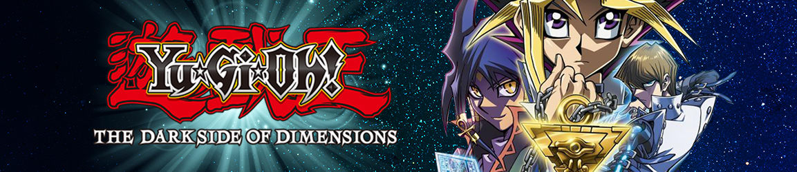 Yu-Gi-Oh! - Dark Side of Dimensions
