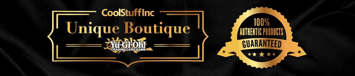 CoolStuffInc.com Unique Boutique - Yu-Gi-Oh!