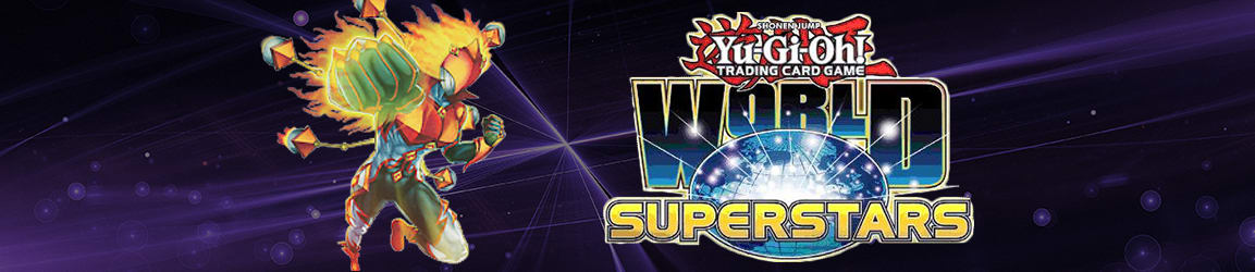 Yu-Gi-Oh! - World Superstars