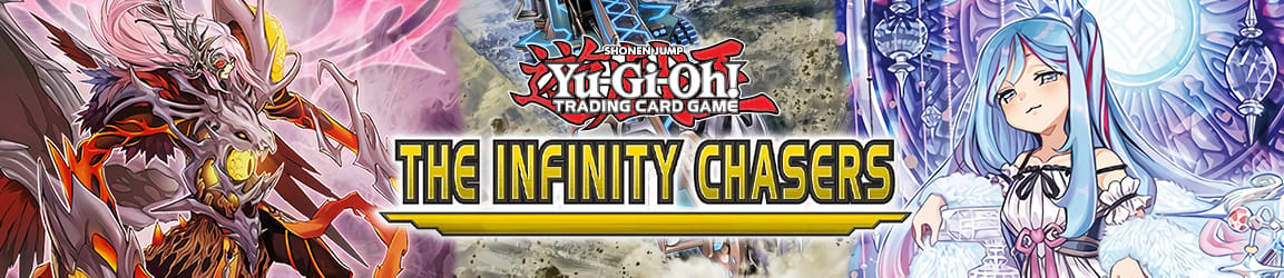 Yu-Gi-Oh! - The Infinity Chasers