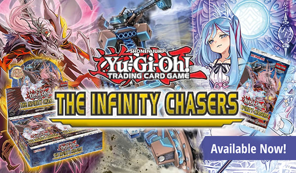 The Infinity Chasers