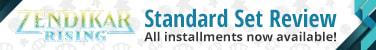 Zendikar Rising Standard Set Review with Ali Aintrazi