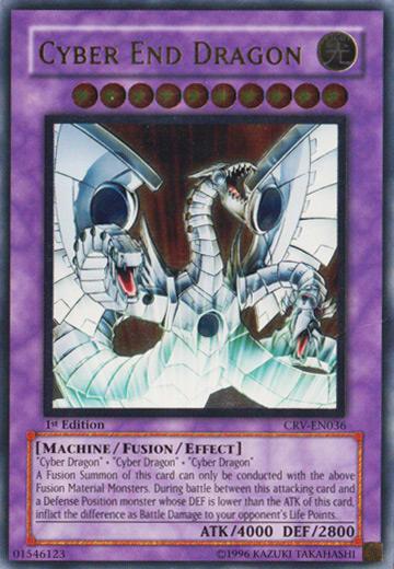 Cyber End Dragon (Ultimate Rare)