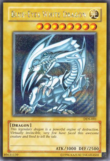 Blue-Eyes White Dragon