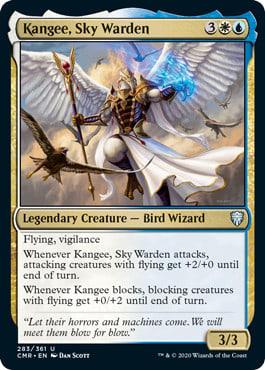 Kangee, Sky Warden