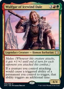 Wulfgar of Icewind Dale