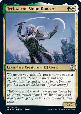 Trelasarra, Moon Dancer