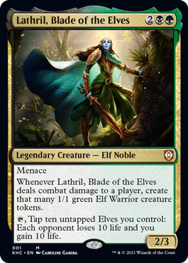 Lathril, Blade of the Elves