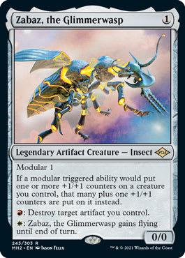 Zabaz, the Glimmer Wasp