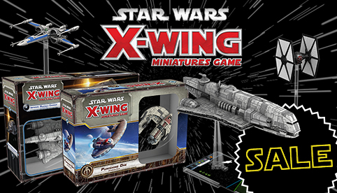 X-Wing Sale