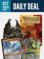 Daily Deal ~ Oct 25th, 2016