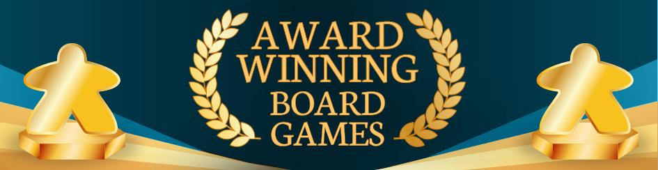 Award Winning Board Games