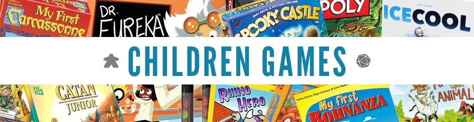 Board Games - Children's Games