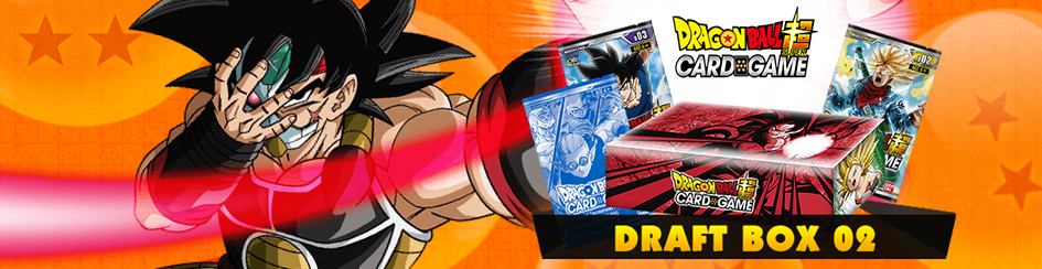 Dragon Ball Super - Draft Box 02