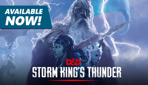Dungeons & Dragons: Storm King's Thunder (Fifth Edition)
