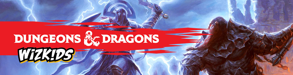Dungeons and Dragons WizKids Miniatures