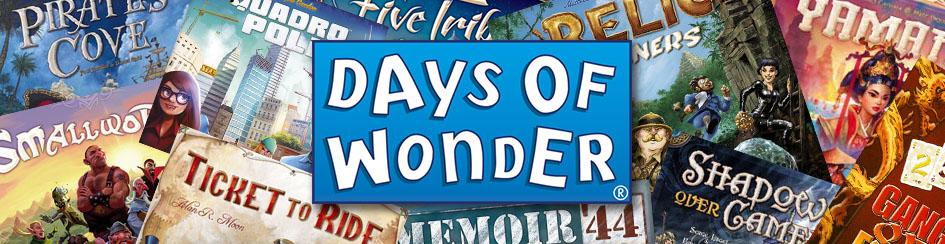 Board Games - Days of Wonder