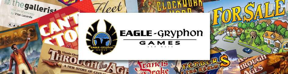 Board Games - Eagle Games