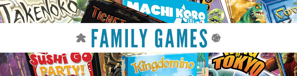 Board Games - Family Games