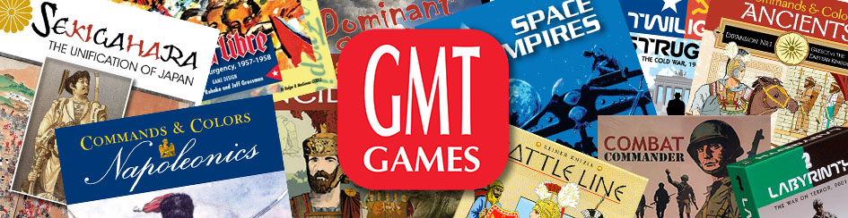 Board Games - GMT Games