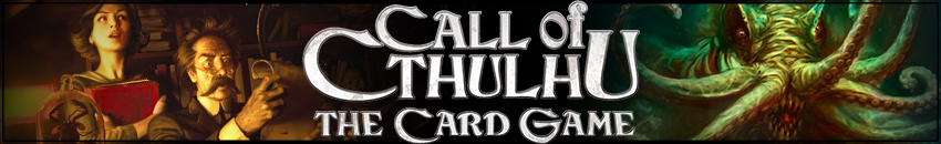 Call of Cthulhu LCG