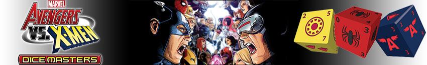 Marvel Dice Masters Avengers vs. X-Men