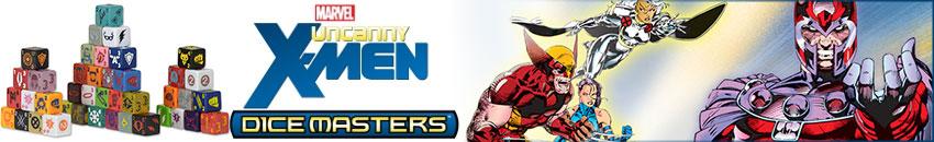 Marvel Dice Masters Uncanny X-Men