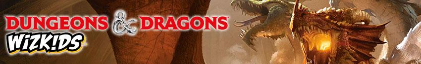 Dungeons & Dragons Wizkids Miniatures