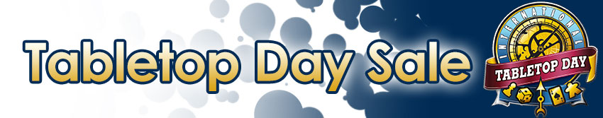 2015 Tabletop Day Sale