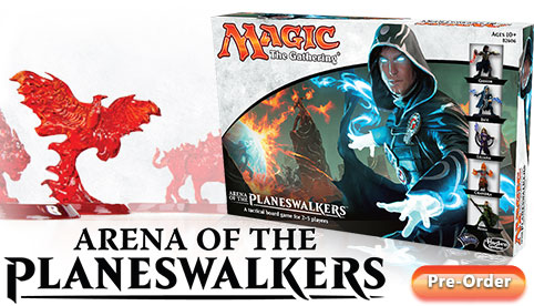 Magic: The Gathering: Arena of the Planeswalkers