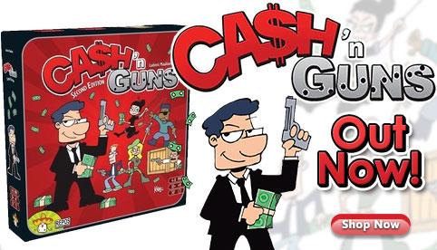Ca$h 'N Gun$ 2nd Edition