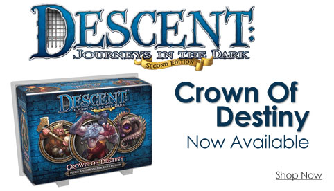 Descent Crown Of Destiny