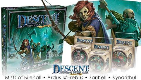 Descent Expansions