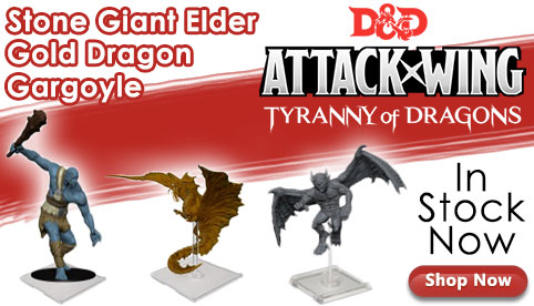 Dungeons and Dragons Attack Wing