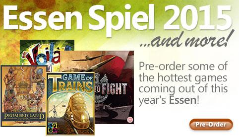 Essen Pre-Orders