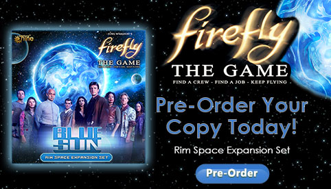 Firefly Blue Sun