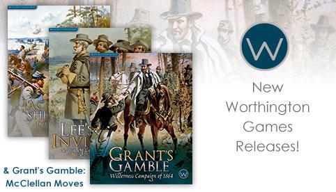 Worthington Games Releases