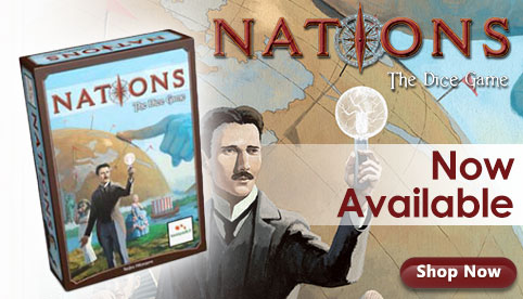 Nations Dice Game