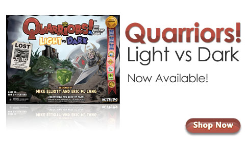 Quarriors Light vs Dark