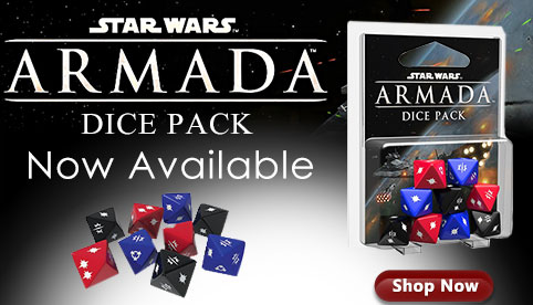 Star Wars Armada Dice