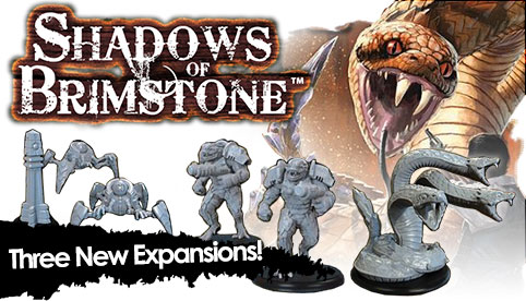 Shadows of Brimstone Expansions