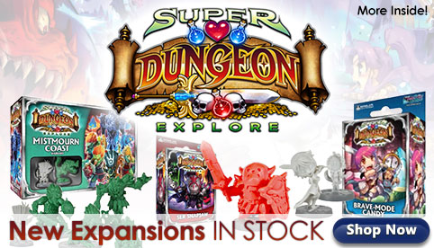 Super Dungeon Explore Expansions