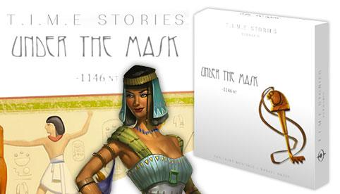 T.I.M.E Stories Under the Mask