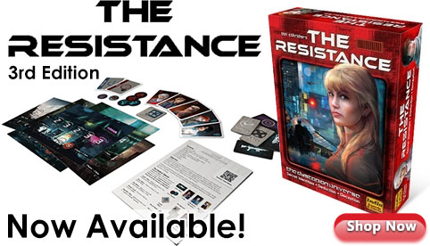 The Resistance Third Edition