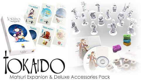 Tokaido Releases